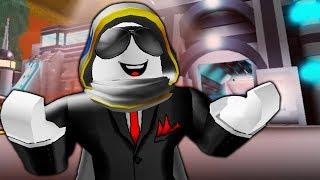 THE NEW SECRET CRIMINAL BASE: A ROBLOX JAILBREAK MOVIE