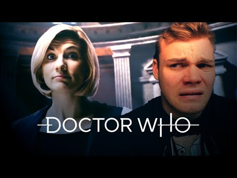 Doctor Who Series 11 'Release Date Trailer' REACTION