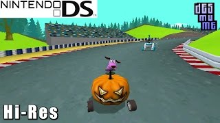 Cartoon Network Racing - Nintendo DS Gameplay High Resolution (DeSmuME)