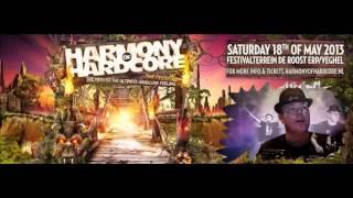 Dr. Peacock @ Harmony of Hardcore Festival 18-05-2013 , Erp, NL