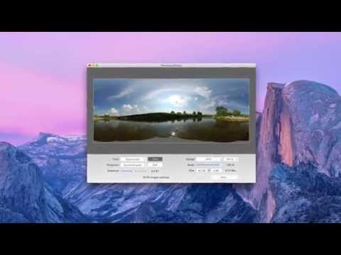 Panorama Stitcher for Mac Introduction