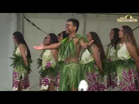 Polyfest 2015 Niue Stage Avondale College