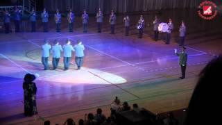 Мировое шоу марширующих оркестров (Пермь, 2012)