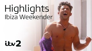 Jordan Finally Sleeps with Chyna! | Ibiza Weekender | ITV2