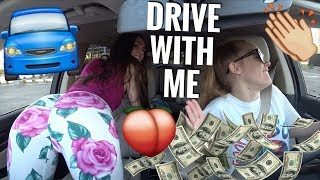 DRIVE WITH ME: TWERKING WITH ANNA CAMPBELL