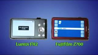 Panasonic Lumix DMC FH2 14 1 MP Digital Camera
