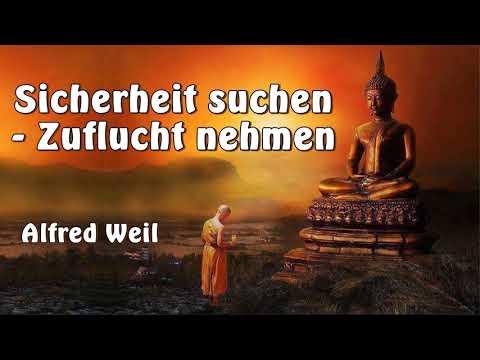 Sicherheit suchen - Zuflucht nehmen - Alfred Weil