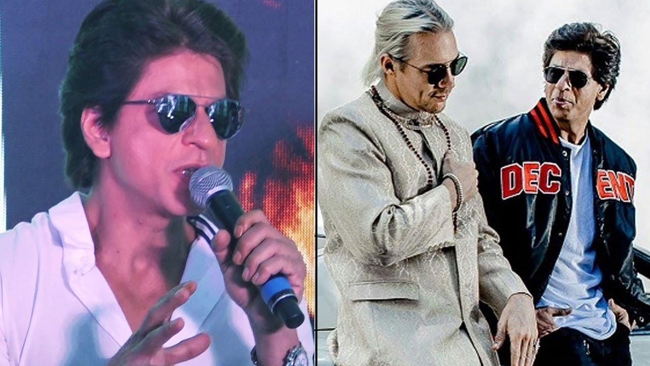Download Shahrukh Khan talks about Diplo Jab Harry Met Sejal's Song Phurrr