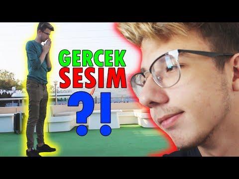 GERÇEK SESİM - YOUTUBERLARIN SONU (Kamera Arkası)