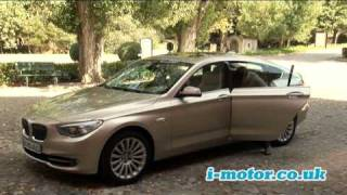 BMW 5 Series Gran Turismo iMOTOR Review
