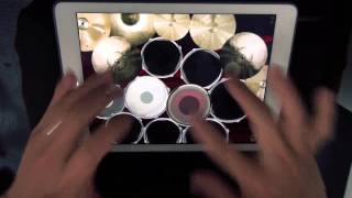 Red Hot Chili Peppers - I Like Dirt - Live【 iPad Drum Cover 40 】