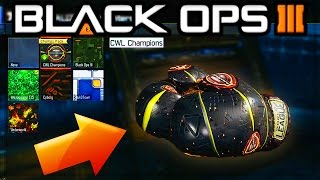 COD CHAMPS BOXING GLOVES GAMEPLAY!! - (CALL OF DUTY: BLACK OPS 3)