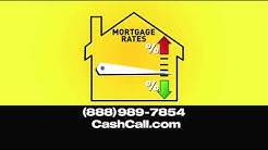 CashCall Mortgage Rates - 30-second spot