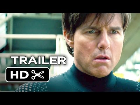 Mission: Impossible - Rogue Nation Official Payoff Trailer (2015) - Tom Cruise, Simon Pegg Movie HD streaming vf