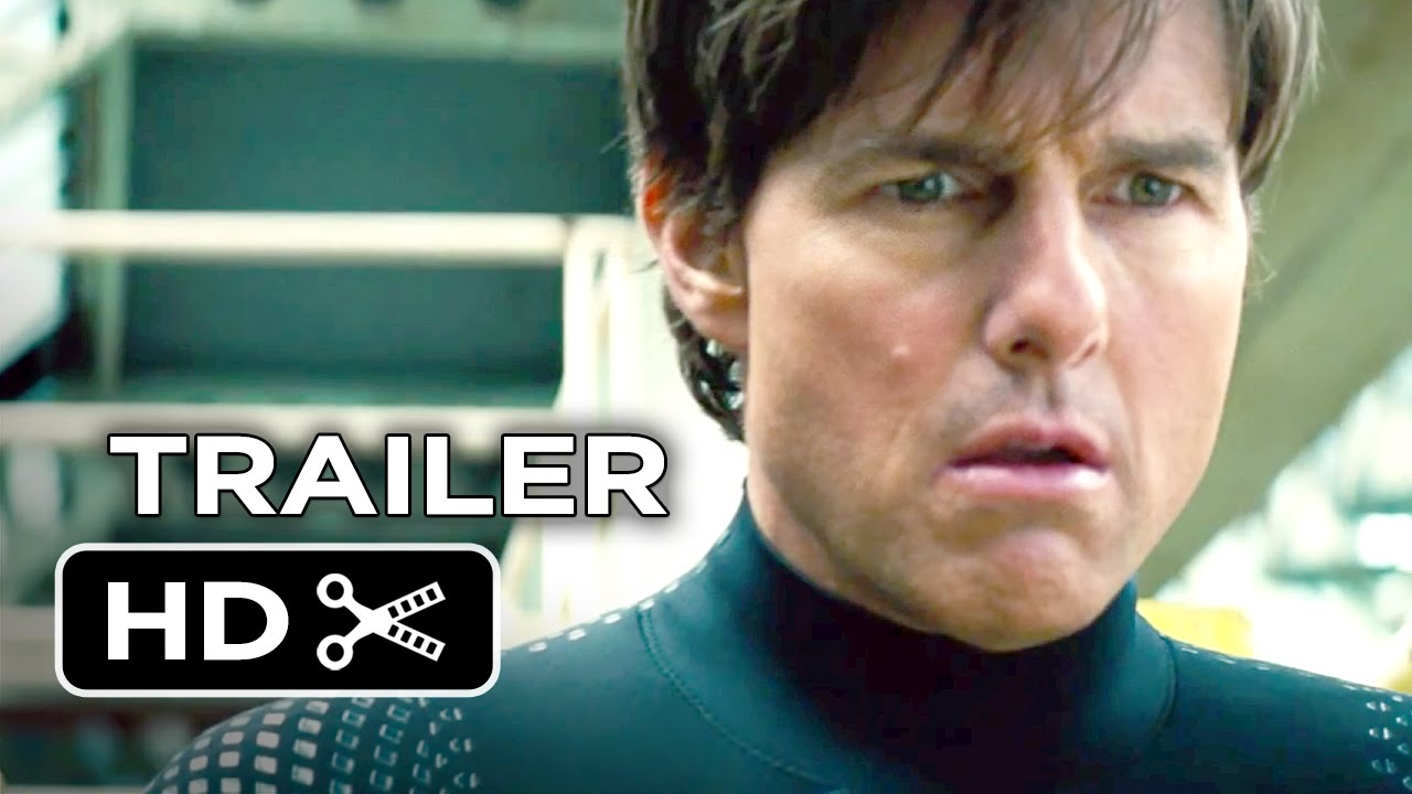 Mission: Impossible - Rogue Nation Official Payoff Trailer ...
