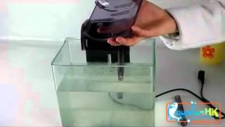 Aquarium BOYU Bio-filter WF2025.flv