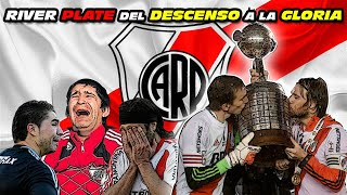 RIVER PLATE (2011-2015) Del DESCENSO 😢 a la GLORIA 😀🏆