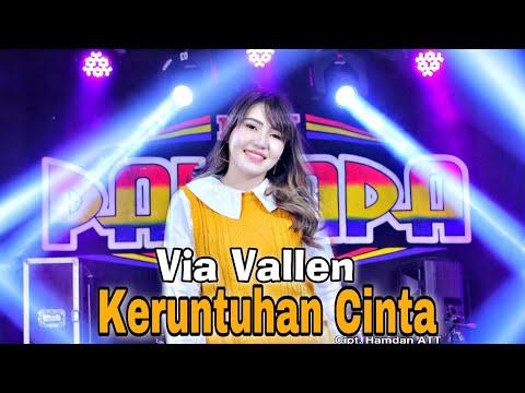 Смотреть клип Via Vallen Ft. New Pallapa - Keruntuhan Cinta