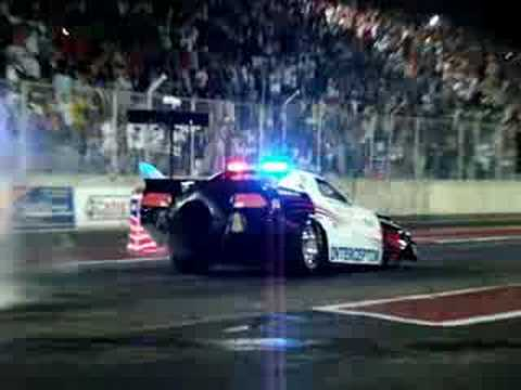 Police Interceptor Jet Car Adrl Rockingham 08 Youtube