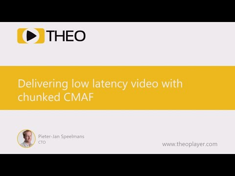 DT101A. Delivering Low-Latency Video With Chunked CMAF