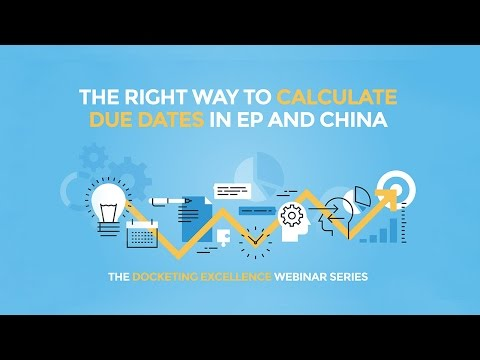 The Right Way To Calculate Due Dates In Europe & China