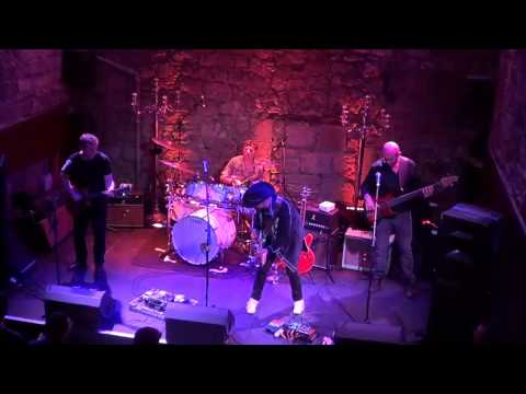 Marcus Malone  and the closing number @ The Caves , Edinburgh