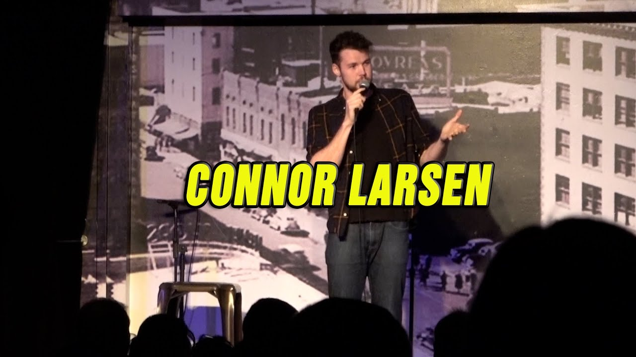 Connor Larsen Stand Up Live Phoenix November 2020