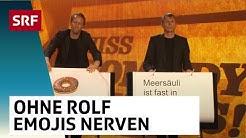 Ohne Rolf: Schwimmring fürs Meerschweinchen | Swiss Comedy Awards | SRF Comedy