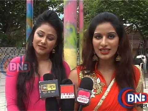 Sangeet Bhojpuri to launch Dil Laga Ke Bewafa Se In Cast Priyanka Pandit & Ponam Interview