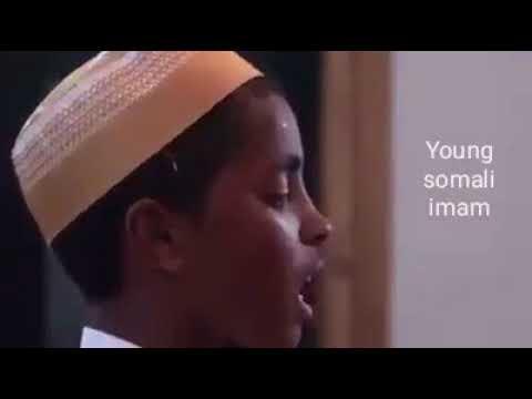 Somalili Küçük İmam [ Bu kıraati mutlaka dinlemelisiniz]