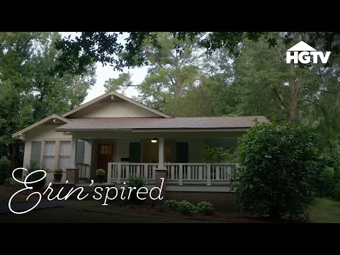 Small Town Vacation Home Makeover - Erin'spired - HGTV