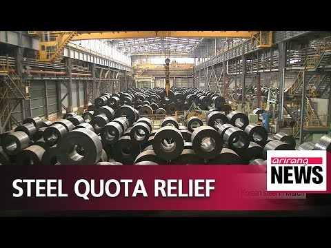 U.S. to allow 'targeted relief' from steel, aluminum quotas