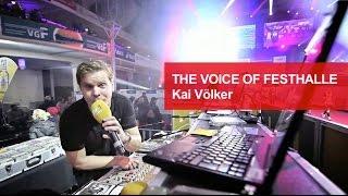 BMW FRANKFURT MARATHON 2014 - Kai Völker, the voice of Festhalle
