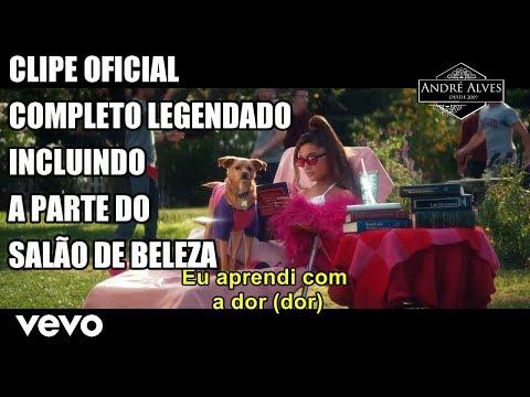 Ariana Grande - thank u next   TraduçãoLegendado PT-BR