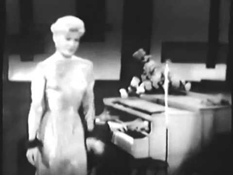 Ginger Rogers & Steve Allen reviewing various female singers (1960)
