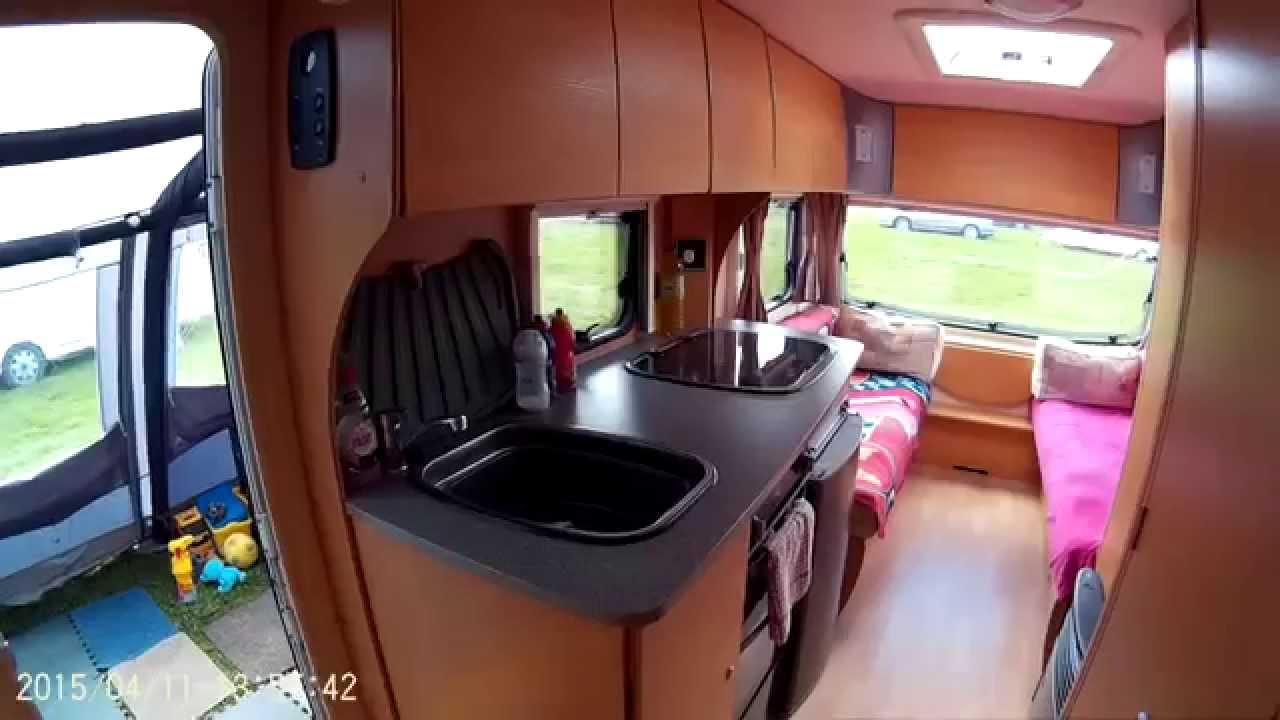 Bailey Ranger 540 6 Caravan Vango Air Beam Inflatable Awning 11 4 15 TOUR