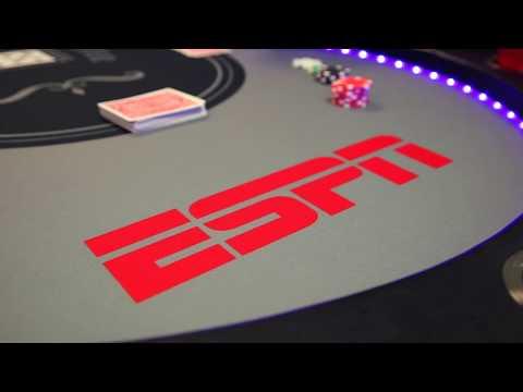 ESPN Poker Table