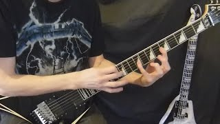Metallica - Ride The Lightning ( Solo Cover )