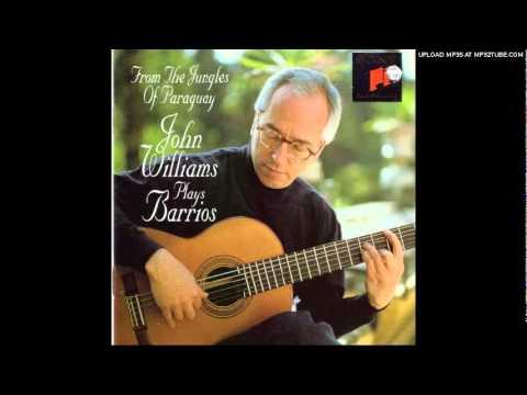 Prelude in C minor - Barrios - John Williams
