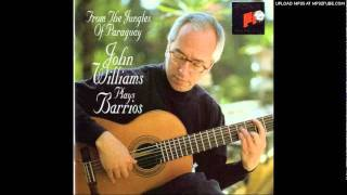 Prelude in C minor - Barrios - John Williams