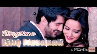 Ishq Mubarak - New Bollywood song ringtone - Film - ( Tum bin 2 )