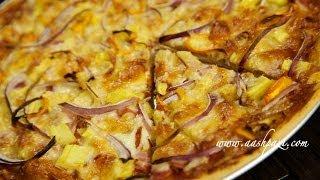 Hawaiian Pizza (pizza) Recipe