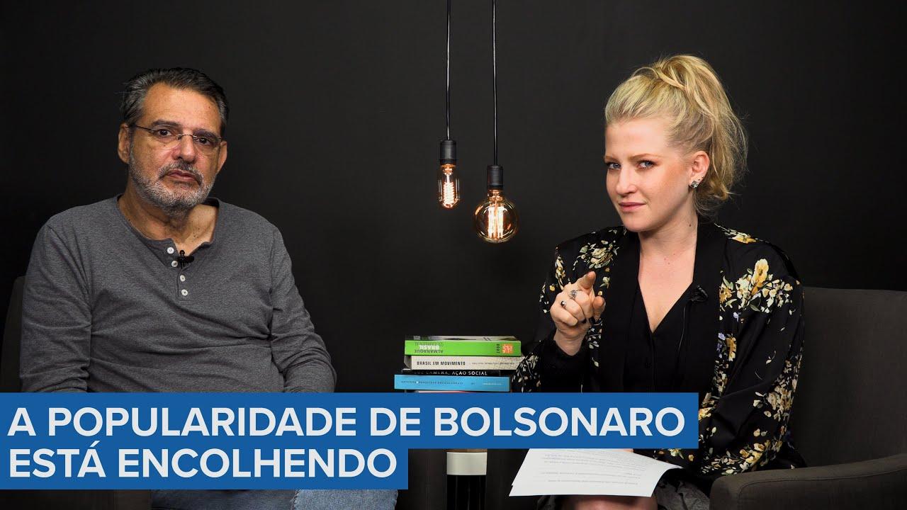 Ibope mostra risco de impeachment do Bolsonaro - YouTube