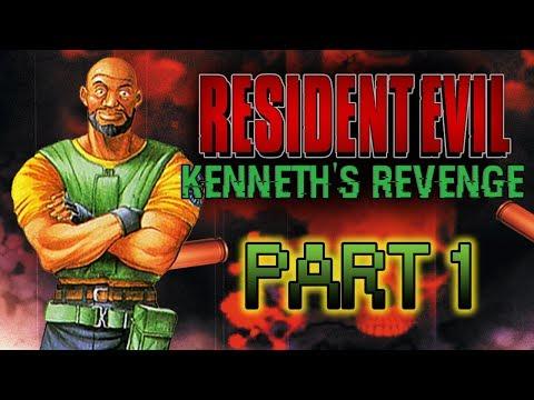 [RLP] Kenneth's Revenge! - Resident Evil: DS (Kenneth Campaign) - Part 1