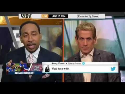 Do Americans Care About the World Cup  ESPN First Take