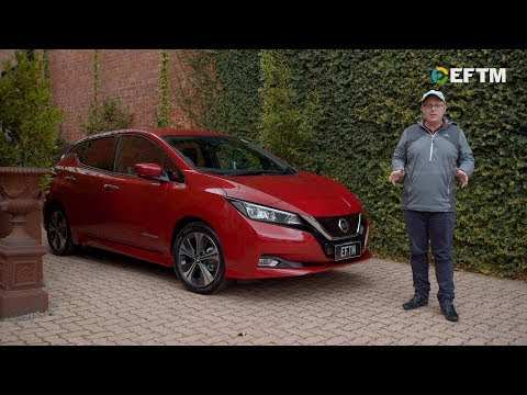 2019 Australian  Nissan Leaf Review