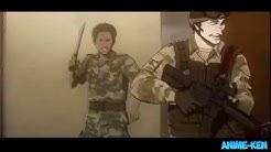 Ajin OVA - Satou vs Mercenary