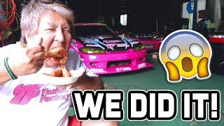 SHRIMP ON THE BARBIE! - Thank you for 50,000 subscribers!