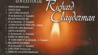 Los exitos de Richard Clayderman