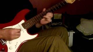Mere Sapno ki rani...... Guitar Instrumental [ HD ]  {:-)
